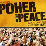 Live at Power to the Peaceful 2009