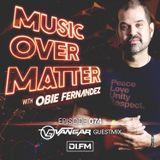 Music Over Matter 074, Incl. VanGar Guestmix