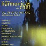 Harmonicas sur Cher 2017 Concerts