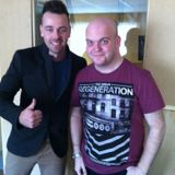 Interview with Peet Rothwell about Me & Mr Buble LIVE show - Point FM 103.1