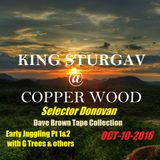 Sturgav @ Copper Wood  Clarendon   Selector Donovan- G Trees  Early Juggling  Oct 16_ 2016 (DBcd)