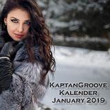 KaptanGroove - Kalender (January 2019)