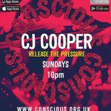 Release the pressure Conscious radio show 15.10