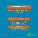 DIRITTI LGBTI & NEW MEDIA IN EUROPA 17.05.2017