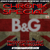 #27  The Bass and Grime Show Live with DJ Whitecoat (Chronik Special)