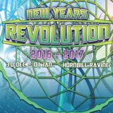 New Years Revolution 2016/17 Thalia & Digital Dream