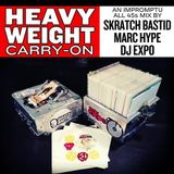 DUSTY DONUTS presents: HEAVYWEIGHT CARRY-ON || a 45 mix by Skratch Bastid, Marc Hype & DJ Expo