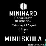 Minuskula @ Space Dance Exclusive 97.9 FM