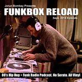 DJ JORUN BOMBAY'S FUNKBOX RELOAD - FALL 2014 EDITION