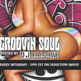 Groovin' Soul Radio Show (Seduction Radio UK) 01.28.2012