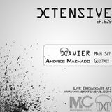 Xtensive Ep.029 ft. Andres Machado guestmix- Jan,30th 2012