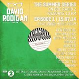 David Rodigan - BBC RADIO2 15/07/2014
