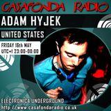 ADAM HYJEK // UNITED STATES // TALL HOUSE SHOWCASE 16-05-2014 23:00