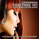 DJDennisDM's PARTYMIX 101 - from Funky2House Music Mix 2014