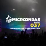 Microondas Radio 037 / Andres Campo mix, Adda Kaleh, Eloq, Vespertown, David Sausan, Railster