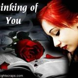THINKING OF YOU by redblue reggie