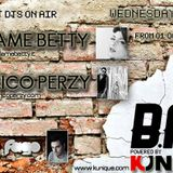 "Kunique Badj Radio Show Wednesday May 29-2013 On Air ""MADAME BETTY – FEDERICO PERZY """