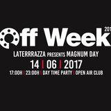 Karretero - Live @ Magnum Bookings, LaTerrazza (Barcelona, ES) - 14.06.2017