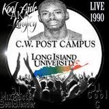 1990 C.W. POST LIVE w/ DJ MixMasterBeatBlender & DJ Cool C.  A Kool-Aid Promotion