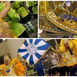 Rádio SRZD: áudio do desfile da Acadêmicos do Tatuapé no Carnaval de 2015
