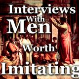 2015_03_08 Interviews with Men worth Imitating - John the Beloved Part 3 (Matthew 26.36–45)