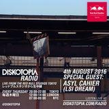 Diskotopia Radio 4th August 2016 w/ Asyl Cahier
