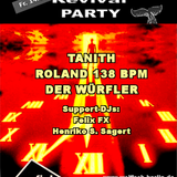 Roland 138 BPM Live-DJ-Set@WALFISCH Revival Party (14.11.2014)