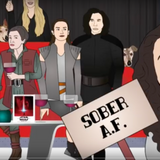 SWC42  The Last Jedi Novelization: A Tipsy Review Featuring The Farce Awakens