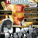 Dave Bolton Live @ Hardys June 2015