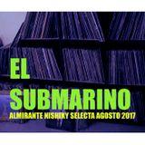 El Submarino - Agosto 2017