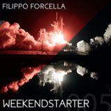 Filippo Forcella - Weekendstarter #005 | Underground Techno DJ Mix