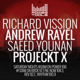 Powertools Mixshow - Episode 4-29-17 Ft: Richard Vission, Andrew Rayel, Saeed Younan, & Projekt X