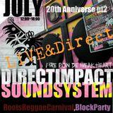 DI20thAnniversally pt2 RootsReggaeCarnival