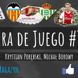 #FdeJ105 - Villarreal i Celta w walce... o spadek, domino Gomeza, De Jong w Barcelonie