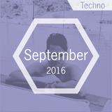 Simonic - September 2016 Techno Mix