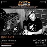 Jonny Howard BeachGrooves Radio Deep Kutz Deep House mix 28th November 2016