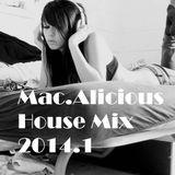 Mac.Alicious - House Mix 2014.1