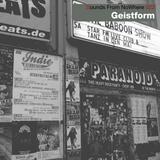 Sounds From NoWhere Podcast #023 - Geistform