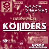 BMARadio 020 hosted by Space Dreamer (Kolliders Exclusive Guest Mix)