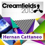 Hernan Cattaneo - Live at Creamfields BA 2013, Argentina (09-11-2013)