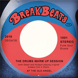Original Funk and Soul Breakbeats Special with Detail - The Drums Warm Up Session April 2018