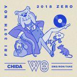 DJ CHIDA LiveMix 20181130 Woo@Zero