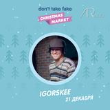 Igorskee for Christmas Market '14