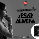 Music is the Answer. Capítulo Nº 134  with CESAR ALMENA 