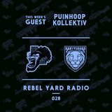 THE PARTYSQUAD PRESENTS - REBEL YARD RADIO 028