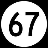circle 67