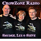 Happy Birthday CrowZone Radio, 1 May 2015