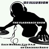 THE FLASHBACK SHOW WITH DJ ILLUSION  DATE   MONDAY 26.09.2016