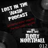 LOST IN THE WASH PODCAST 012 - RORY NORTHALL
