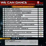 We Can Dance Chart - 26 Ottobre 2019
